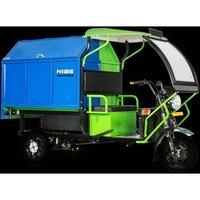 Smooth Working Garbage E-Loader Rickshaw