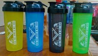 Plastic Gym Shaker Bottle (750ml)