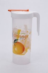 Juicy Plastic Printed Jug