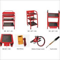Battery Charger Trolley.