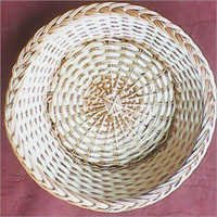 Willow Fancy Round Baskets