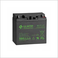 Electric Traction Battery
