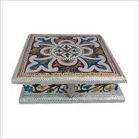 Custom Meenakari Jewelry Box