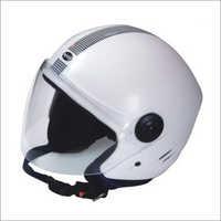 Mens Open Face Helmet