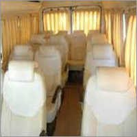 Tempo Traveller Seats