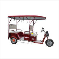 Battery Operated Cycle Rickshaw