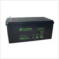Power Supply Traction Battery