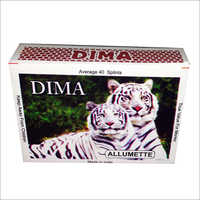 Allumette Wooden Match Box
