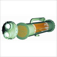Industrial Shell and Tube Heat Exchanger