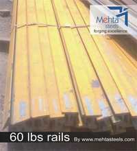 60 lbs/yard rails