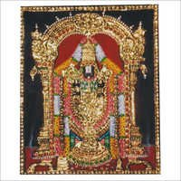 Sri Venkatachalapathy Tanjore Paintings