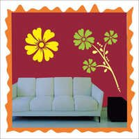 Sunflower Wall Painting