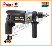 Double Insulated Electric Drill With Drill Chuck (