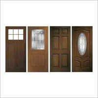 Decorative Plywood Door