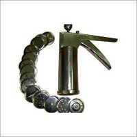 Stainless Steel Kitchen Press Murukku Maker