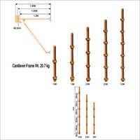 Verticals Cuplock System