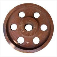 Steel Casting Flywheel