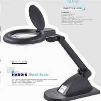Table Clamp Magnifying Lamp