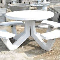 Cement Concrete Bench
