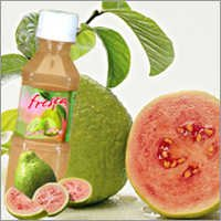 Packaged Guava Juice