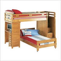 Antique Wooden Bunk Bed