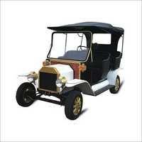 Vintage Golf Car