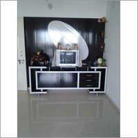 Wooden Modular TV Unit