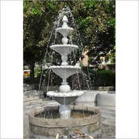 Cement Concrete Fountain