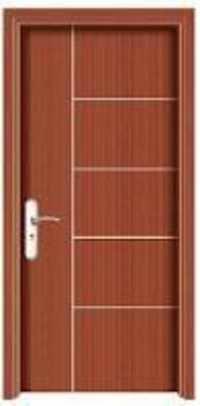 Decorative Flush Door