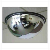 Full Dome Acrylic Convex Mirror