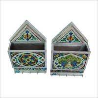 Meenakari Handicrafts Boxes