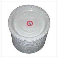 Disposable Plain Paper Plate