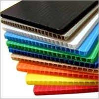 Polypropylene Flute Board Sheets