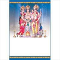 Religious God Calendars