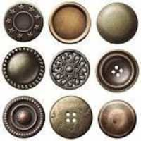 Jeans Metal Buttons