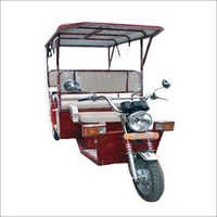 Battery Operated E Rickshaws