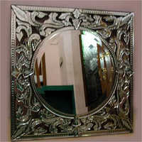 Glass Venetian Mirror