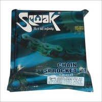 Metallic Chain Sprocket Kit