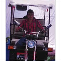Battery Operated Passenger Rickshaw