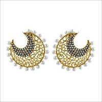 Gold Fusion Earrings