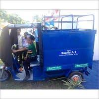Battery Operated Loading Rickshaw