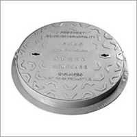 Cast Iron Circular Manhole Cover