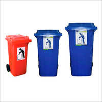 Garbage Containers (Trash Bins)