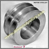 Cast Iron V-Belt Pulley  - Motor Type