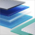 Poly Carbonate- Frp Profile Sheets