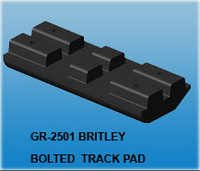 Britley Bolted Track Pad