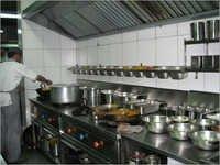Sea Food Kitchen