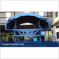 Tunnel Steel Formwork