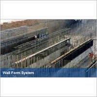 Vertical Concrete Walls