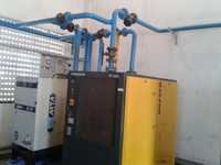 Air Compressor Pipeline Fabrication